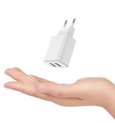 McDodo USB-lader hvid