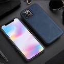 iPhone 12 Pro og 12 Max cover Mørkeblå