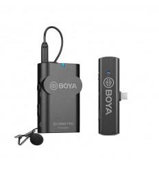 BOYA Trådløs BY-WM4 Pro K5 USB-C