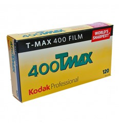 Kodak Tmax 400 120 5-pak