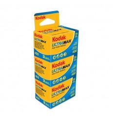 Kodak Ultramax 400 3-pak