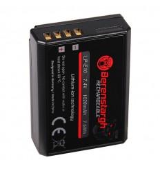 Berenstargh batteri - Canon LP-E10