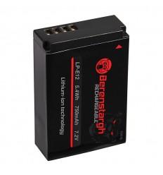 Berenstargh batteri - Canon LP-E12