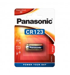 Panasonic CR123 3V