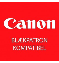 NT Canon 551 XL BK Sort