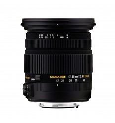 Sigma 17-50mm 2,8 DC OS Canon