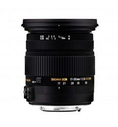 Sigma 17-50mm 2,8 DC OS Nikon