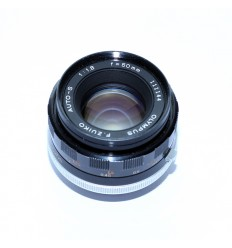 Olympus M42 50mm f:1.8