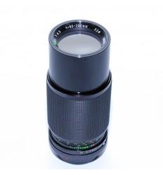 Kenlock - Canon FD 80-200mm f:4.5