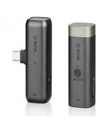 Boya BY-WM3U Trådløs Mikrofon USB-C