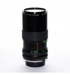 Makinon - Minolta MC 80-200mm f: 4.5