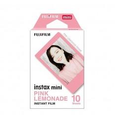 Instax Mini Film - Pink - 10 stk