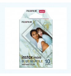 Instax Mini Film - Blue Marble