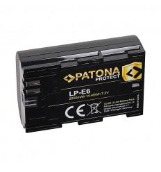 Patona Protect batteri - Canon LP-E6