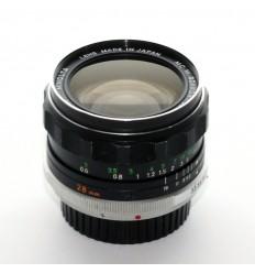 Minolta MC 28mm f: 3.5