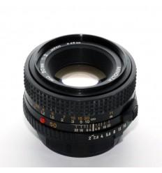 Minolta MD 50mm f:2.0