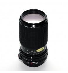 Canon FD Sigma 80-200mm f:4.5-5.6