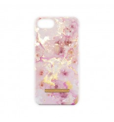 """iPhone 6/7/8/SE cover """"RoseGold Marble"""""""
