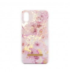 """iPhone X/Xs cover """"RoseGold Marble"""""""
