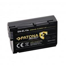 Patona Protect  - Nikon EN-EL15C
