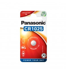 Panasonic CR1025 3V