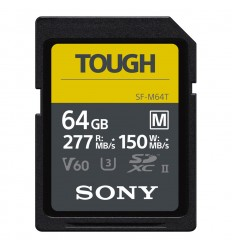 Sony SDXC 64GB USH-II Tough