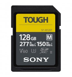 Sony SDXC 128GB USH-II Tough