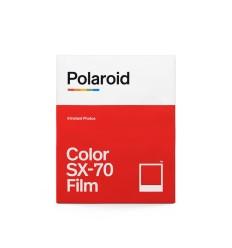 Polaroid SX-70 Film - 8 stk